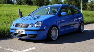 polo volkswagen 2002 vw polo 9n tuning cars youtube