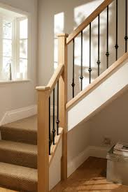 Fitting Banister Spindles Black Iron Square Rake Stair Spindles Blueprint Joinery