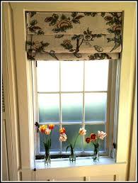 Short Curtains Amusing Short Curtains For Basement Windows Diy Basement Window