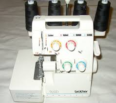 brother overlock 920d serger sewing machine on popscreen