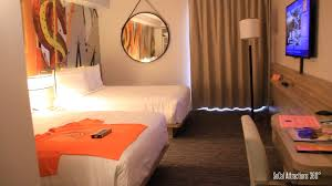 Twin Bed Vs Double Bed Hotel Hd Tour Of The Linq Room The Linq Hotel And Casino Las Vegas
