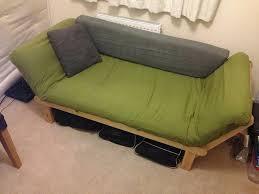 oak futon sofa bed futon company cambridge roselawnlutheran