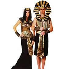 mens egyptian pharaoh halloween costume king clothing