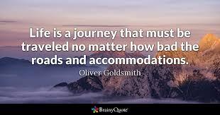 wedding quotes journey oliver goldsmith quotes brainyquote
