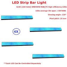 fry s led light strips aliexpress com buy free shipping 4pcs lot smd5050 rgb 3 colors