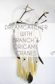 how to make dream catcher with branch es kaa makes