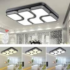 Wohnzimmer Deckenlampe Design Led Deckenlampe Wohnzimmer Lampe Deckenleuchte Farbwechsel Nach