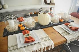 Thanksgiving Table 18 Lovely Thanksgiving Table Ideas How Does She