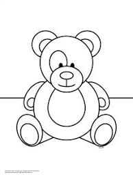 teddy bear coloring pages free printable coloring pages clipart