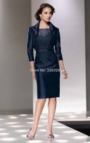 lace dress and jacket
