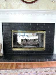 great brick fireplace makeover suzannawinter com