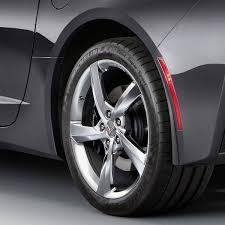 2014 corvette stingray wheels 2014 corvette stingray 20 inch rear wheel chrome 5 spoke