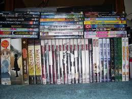 my dvd collection by gochan22 on deviantart
