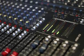 Studio Mixing Desks by The Evolution Of The Music Programmer Virgin