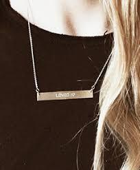 Custom Engraved Jewelry Hand Stamped Jewelry Handmade Jewelry Personalized Jewelry