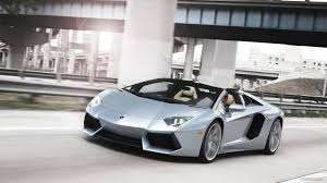 2014 Lamborghini Aventador - 2014 lamborghini aventador lp 700 4 roadster front hd