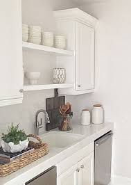 Shelf Over Kitchen Sink by Open Shelving Over Sink If No Window House Pinterest Open