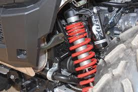 car suspension spring utv test polaris rzr 900 eps fox edition u2013 utv action magazine
