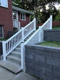 handrail installation pittsburgh bethel park washington deck