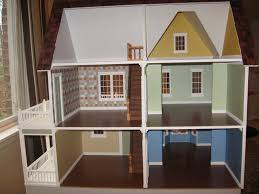 real good toys the montclair dollhouse kit throughout interior