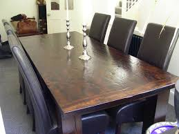 Handmade Kitchen Table by Bespoke Handmade Tables Commissioned In Reclaimed Elm Quercus
