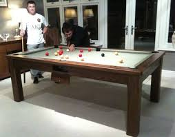 Pool Table And Dining Table by Pool Dining Table Combo U2013 Thejots Net