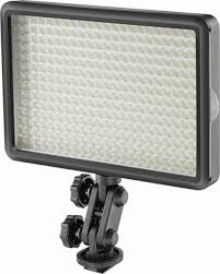 platinum led video light platinum 308 led rechargeable led video light black pt dvl308c2