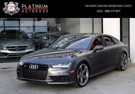 audi dealership cars 2016 audi s7 4 0t quattro prestige stock 6040 for sale near
