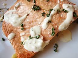 creme fraiche cuisine salmon with thyme and three lemon crème fraîche recipe serious eats