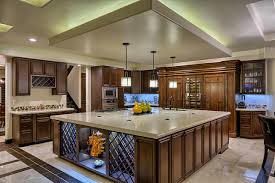 alder wood kitchen cabinets reviews the kitchen features a 20 foot by 20 foot center island with