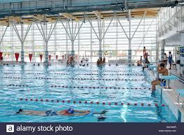 france herault beziers swimming pool leo lagrange pond main