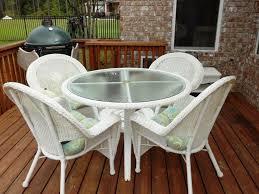Green Wicker Patio Furniture - uncategorized stunning resin wicker patio chairs resin wicker