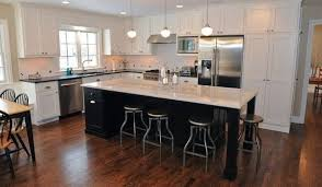 Kitchen With L Shaped Island Spacious Small L Shaped Kitchen Layout With Island Best