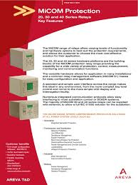 micom protection schneider electric belgique