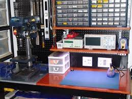 Shop Computer Desk Computer Repair Desk Shop Desk Or Banch For Electronics And