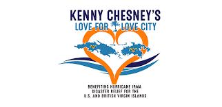 message from kenny hurricane irma kenny chesney