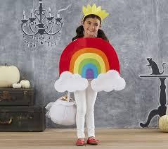 4 Month Halloween Costume Baby Rainbow Costume Pottery Barn Kids