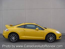 mitsubishi yellow 2009 mitsubishi eclipse gt coupe and convertible photo gallery