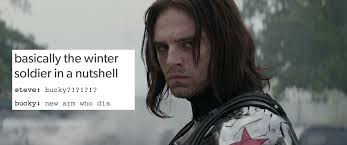Winter Soldier Meme - the 30 funniest marvel memes inverse