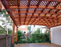 arched pergola options 25 u0027 l x 20 u0027 arc w redwood unattached