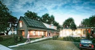 Zero Energy House Plans by Acre Design U0027s Automated Axiom House Is An Affordable Zero Energy