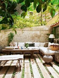 petit salon de jardin pour terrasse 60 photos comment bien aménager sa terrasse deco petit jardin