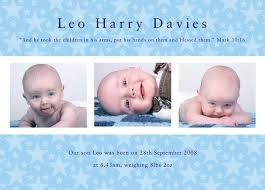 announcement cards blue photo birth announcement cards birth announcement cards