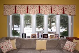 contemporary living room curtains with valance living room