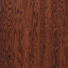 Cherry Laminate Flooring Home Depot Bruce Oak Cherry 3 8 In Thick X 3 In Wide X Random Length