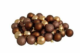 ornaments introviews96ct mocha brown shatterproof 4