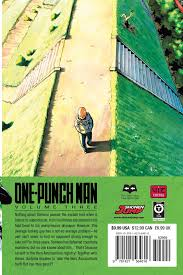 one punch man amazon com one punch man vol 3 9781421564616 one yusuke