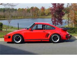 porsche 930 whale tail 1987 porsche 930 turbo for sale classiccars com cc 1046144