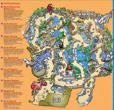 aquarium map downtwn denver science notes