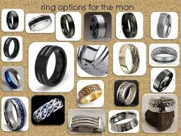 Nerdy Wedding Rings by The Nerdy Nuptials A Band Fit For The Man